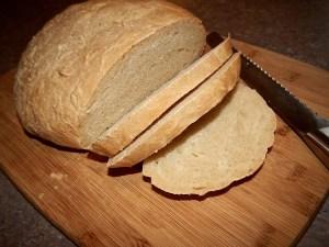 Brotmesser Wellenschliff
