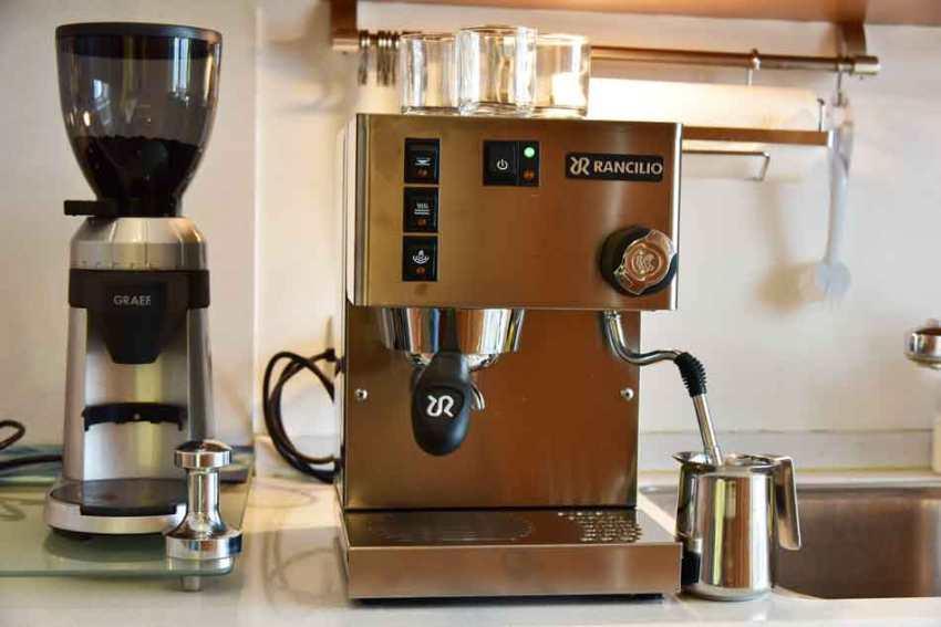 Espressomaschine Zubehör