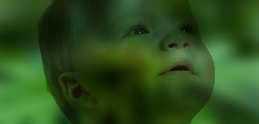 Nasensauger verstopfte Babynase