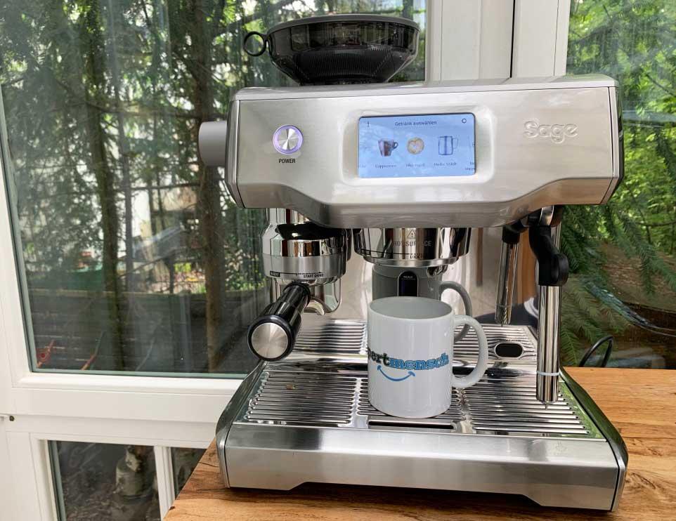 Sage-oracle-Touch Espressomaschine
