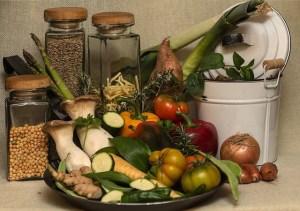Aluguss-Pfanne alle Lebensmittel