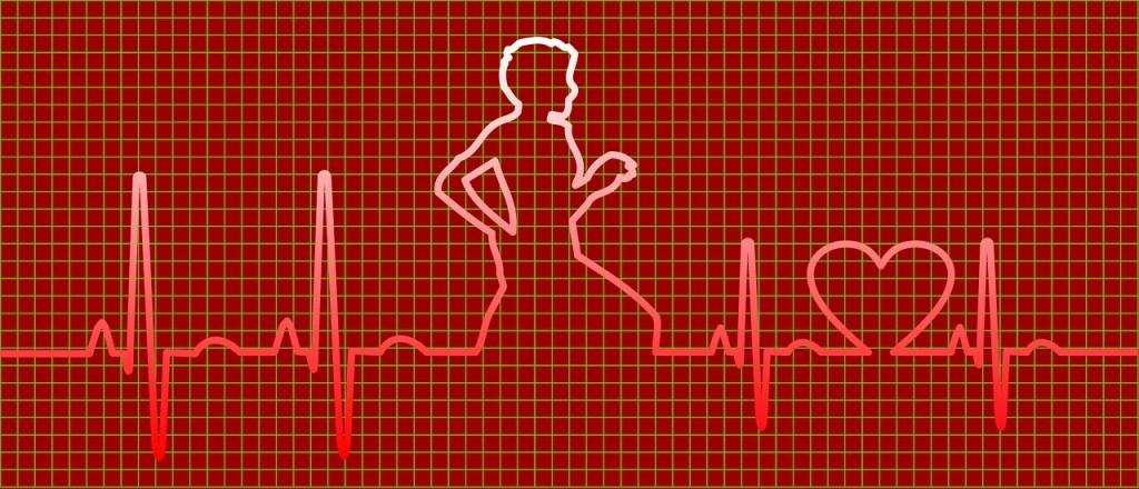 Laufband gut für Herz und Kreislauf