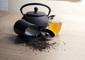 Teebox den Tee richtig lagern