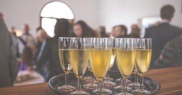 Champagnergläser Test