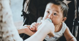 Kindermilch Test