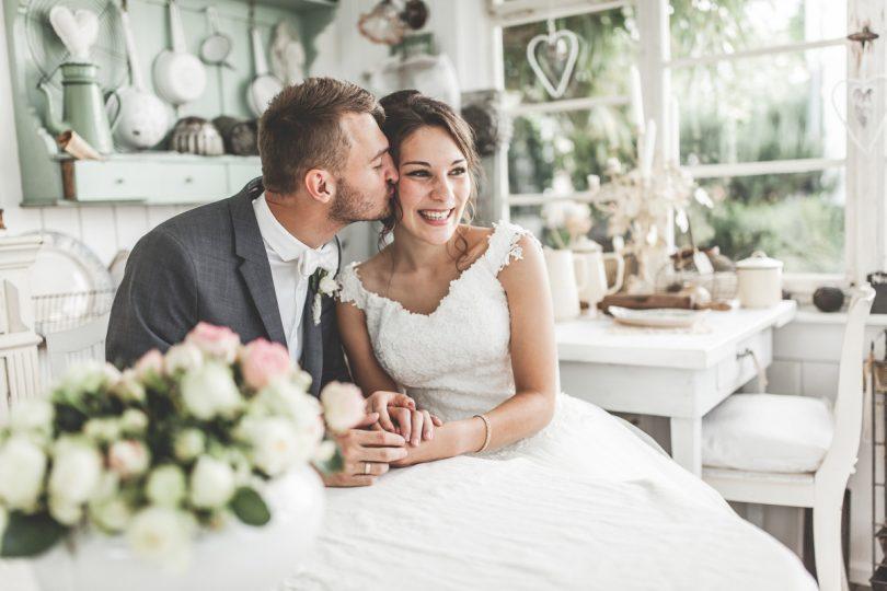 Hochzeitsfest  lassen Sie die Gste ein Bild stempeln  expertode