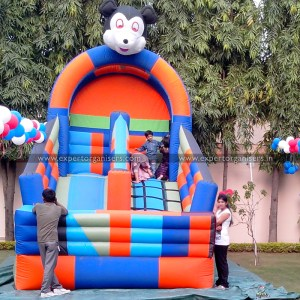 Kids Bouncy on Rent for Birthday, Kids Parties
