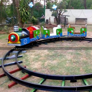 Kids Toy Train on Rent for birthday parties in Chandigarh