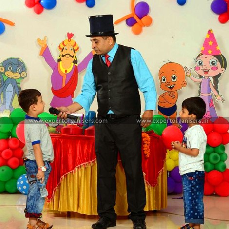 Magic show for Birthday Parties in Mohali