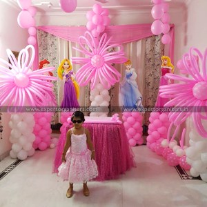 princess-theme-cake-table-decoration-at-home