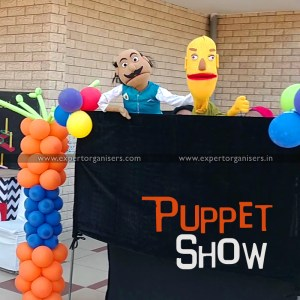 Best Puppet Show for Birthday & Kids Parties