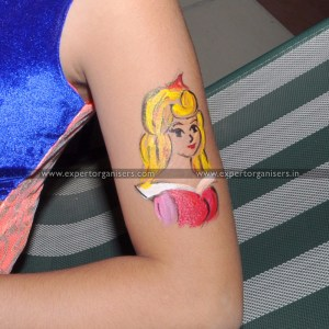 Tattoo Artist for Birthday Parties in Chandigarh, Mohali, Panchkula, Zirakpur, Kharar