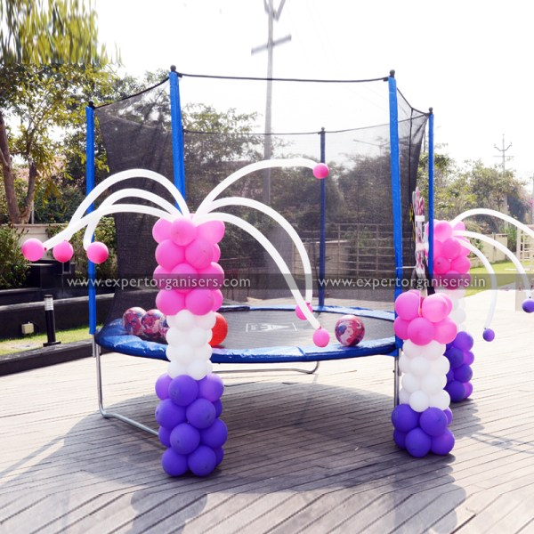 Kids Trampoline for Bungee Jumping in Chandigarh, Mohali, Panchkula
