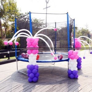 Kids Trampoline for Jumping on Rent