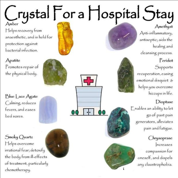 Best Crystal to Use In A Hospital