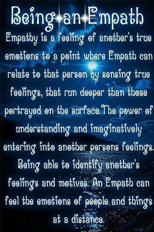 How It Feels To Be An Empath