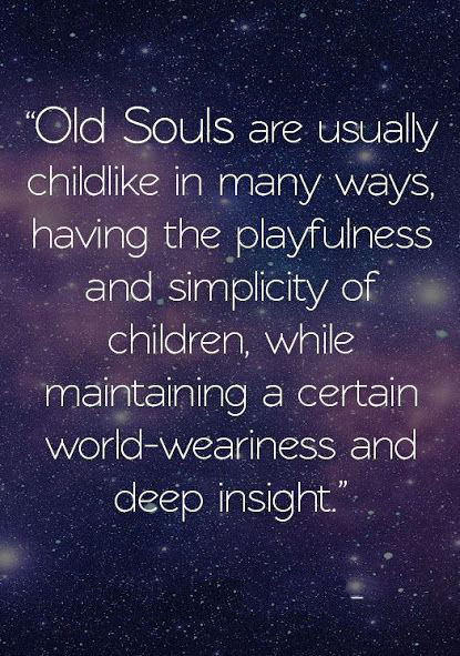 Being With An Old Soul Doesnt Means Being Bored