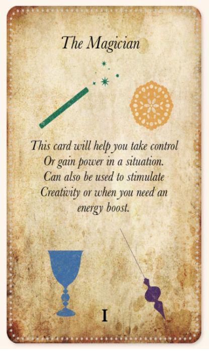 A Power Card
