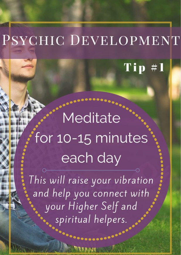 Meditation to Increase Psychic Awareness