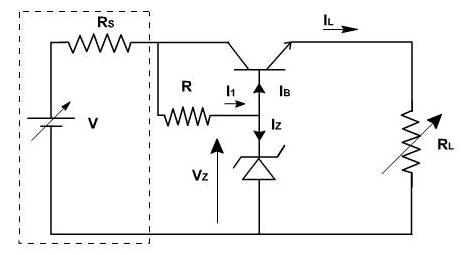 Emitter Follower Regulator, Assignment Help, Zener Voltage