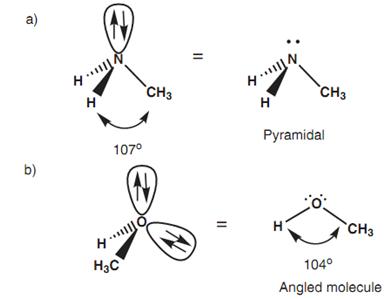 Geometry Of Hybridized Nitrogen, Hybridization, Assignment