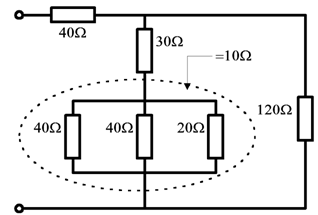 Physical arrangement of resistors, Physics