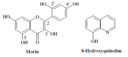 Analysis Of Aluminium, Analysis of Water Pollutants