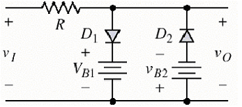 Explain biased and double clipper circuits, Electrical