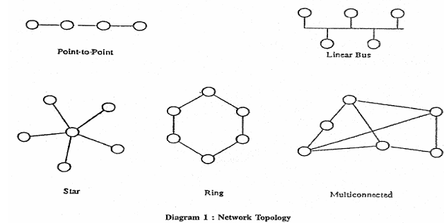 Basic network topologies, Basic Network Topologies The