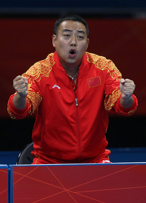 Professional Table Tennis Coach