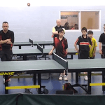 Westfield Table Tennis Camp