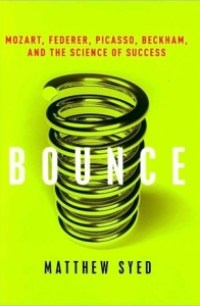 Bounce by Matthew Syed