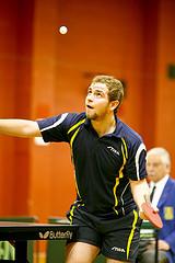 mark simpson table tennis