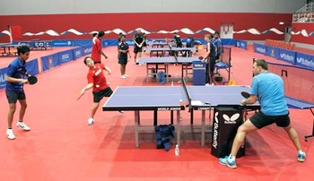 table tennis drills