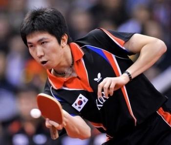Table tennis break the mould