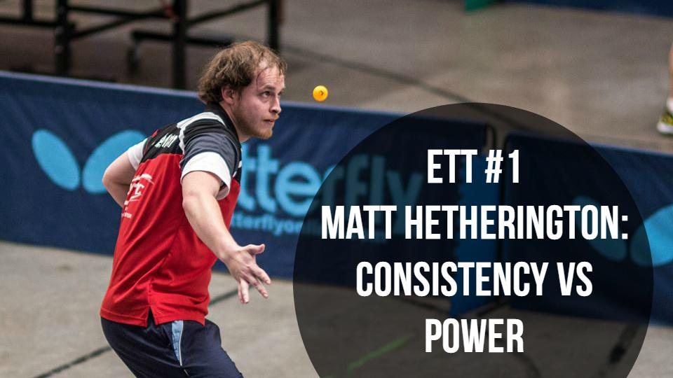 ETT #1 - Matt Hetherington