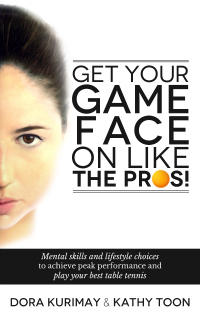 Dora Kurimay - Get Your Game Face On Like the Pros