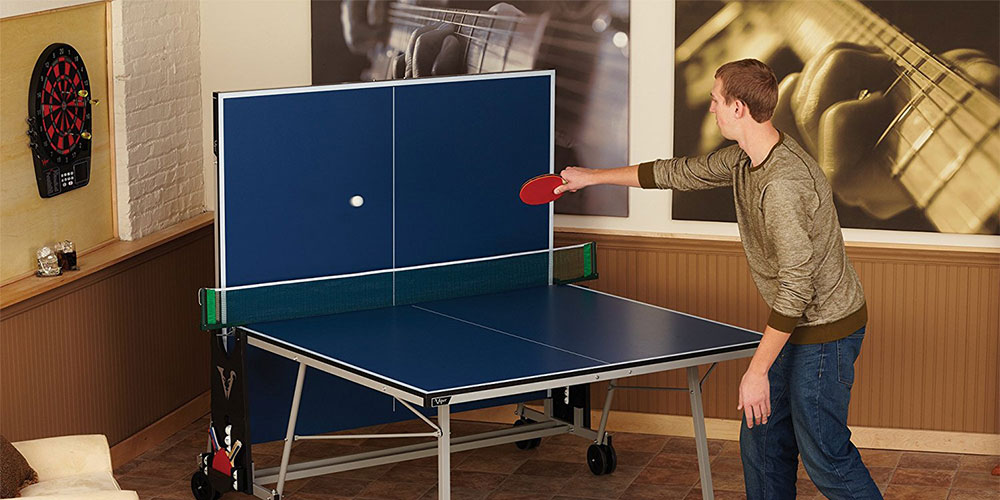 How To Practice Table Tennis Alone