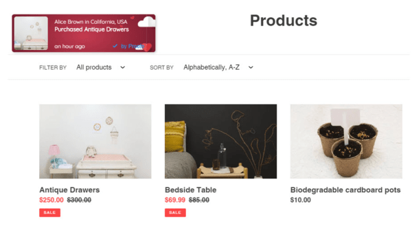 best shopify apps - proofo
