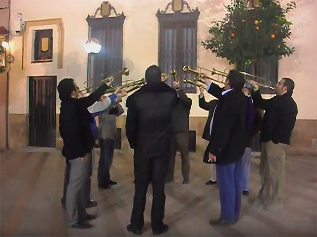 Los ensayos de los trompeteros comenzarán cada martes y jueves en la Plaza de San Francisco