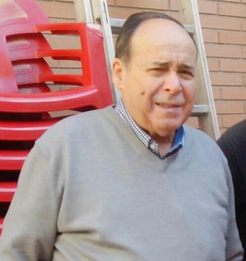 Francisco Cuevas Anguita, Hermano Mayor electo.