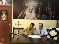 Renovación del contrato con la Banda del Rosario por tres años más.