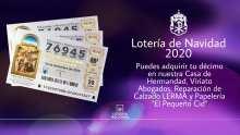 Lotería de Navidad 2020 - Número 76945