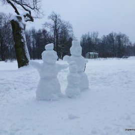 The snow family :)