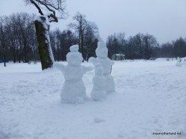 The snow family :)