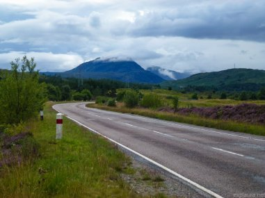 The road to Skye.
