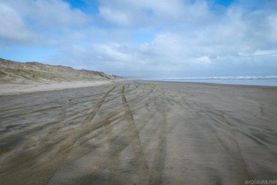 90 Mile Beach.