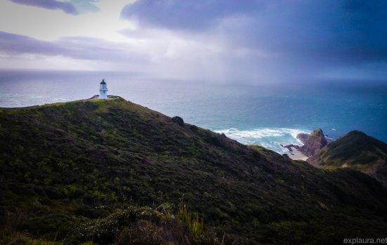 The lighthouse, finally.