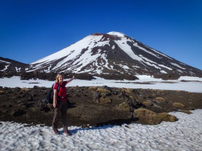 Me and Mt Doom. Sounds a bit like a song.
