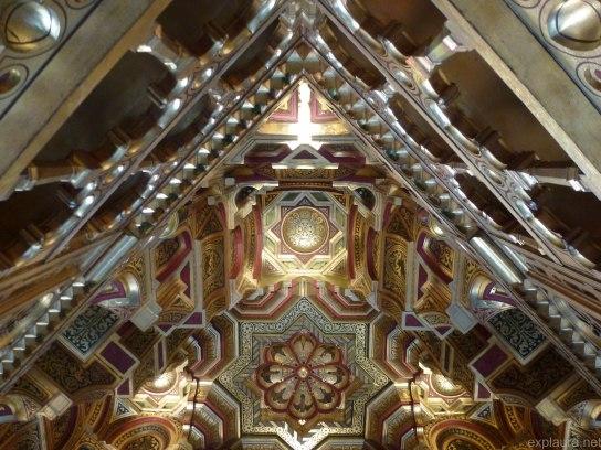 Epic ceilings!